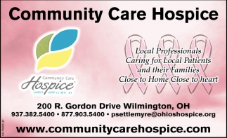 Local Professionals Caring for local patients