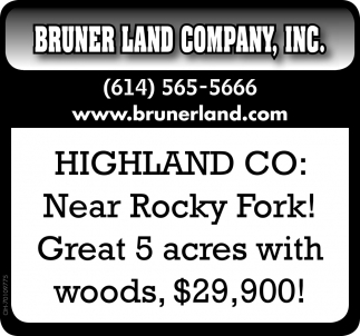 Great 5 acres with woods