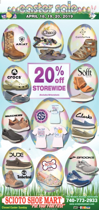 Easter Sale - 20% off Storewide