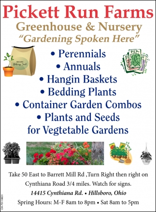 Gardening Spoken Here