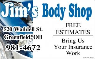 Free Estimates / Bring Us Your Insurance Work