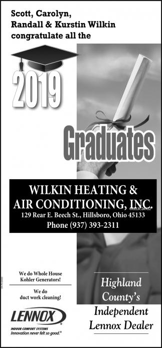 Congratulate all the 2019 Graduates