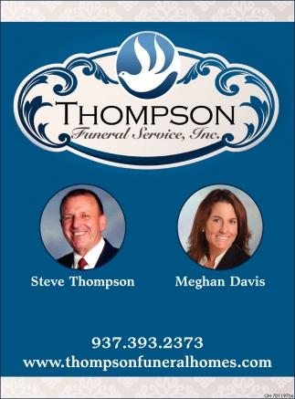Steve Thompson / Meghan Davis