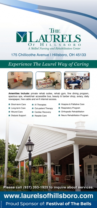 Experience The Laurel Way of Caring