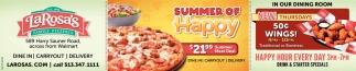 Summer of Happy