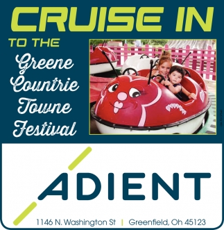 Cruise In to the Greene Countrie Towne Festival