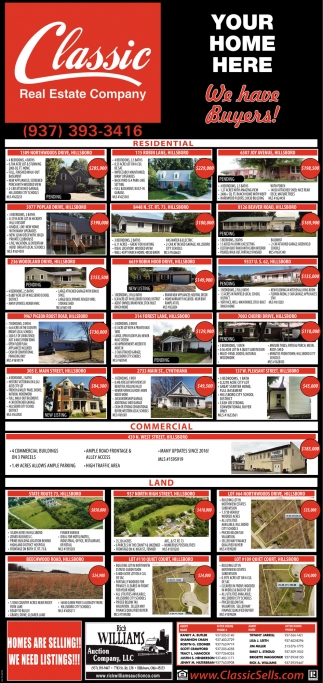 Your home here - We jave Buyers!