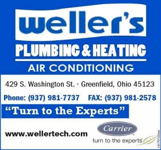 Plumbing & Heating, Air Conditioning