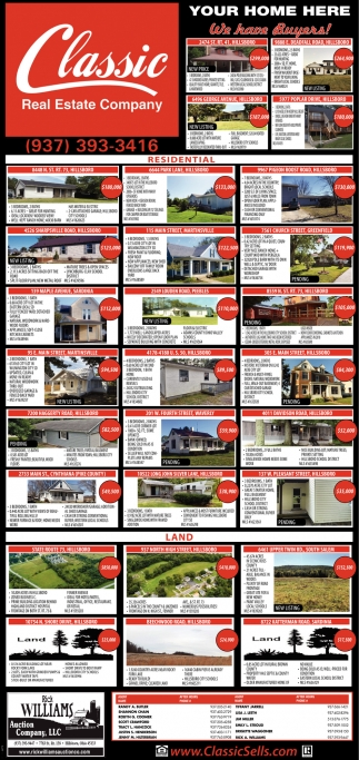 Your Home Here - We Have Buyers!