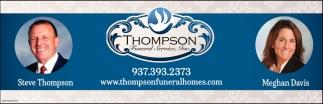 Steve Thompson ~ Meghan Davis