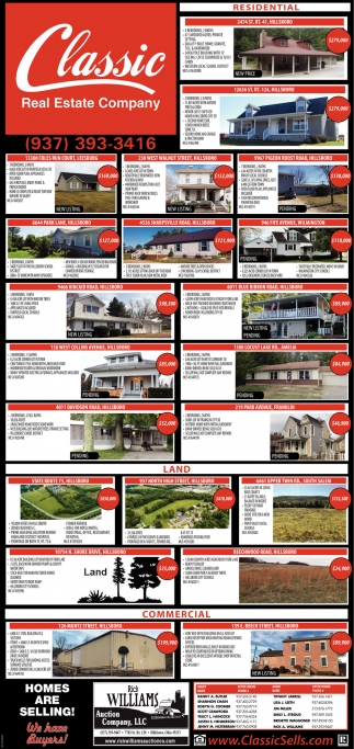 Homes Are Selling! - We Have Buyers!
