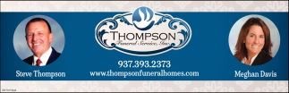 Steve Thompson | Meghan Davis