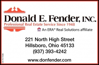 Professional Real Estate Since 1948