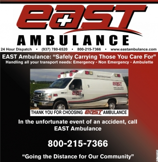 Ambulance east