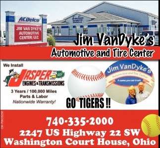 Automotive and Tire Center