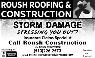 Roush Roofing & Construction