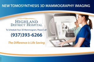 Tomosynthesis 3D Mammography Imaging