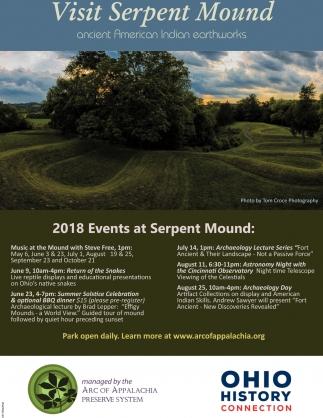 Visit Serpent Mound