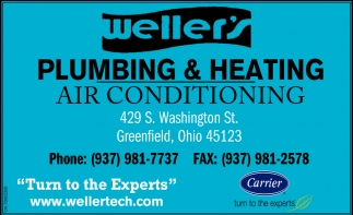 Plumbing and heating air conditioning