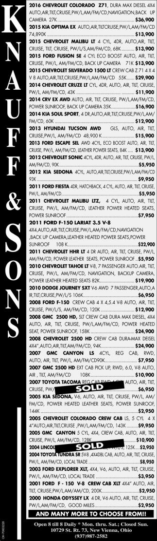 Knauff & Sons