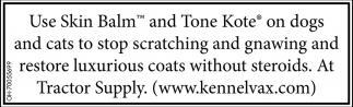 Skin Balm and Tone Kote