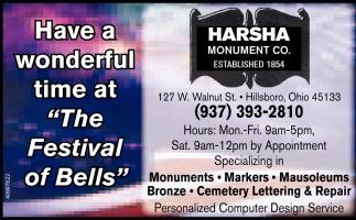 Festival of Bells
