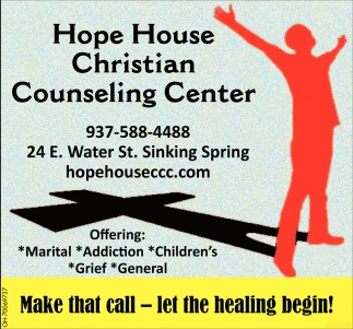 Marital, Addiction, Children's, Grief, General