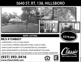 5640 st.rt.138, Hillsboro