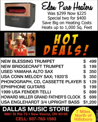 Hot Deals!